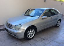 Available for sale!  km mileage Mercedes Benz C 300 2003