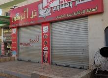 مطعم فتحتين للبيع ، في منطقة جاوا .. الشارع الرئيسي موقع مميز