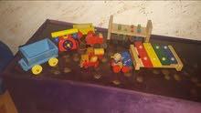 العاب خشبية للاطفال