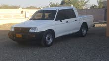 Manual White Mitsubishi 2005 for rent