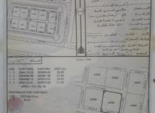 أرض سكني تجاري زاوية بالعقدة الشمالية مقابل جامعة البريمي ب 8900 ريال