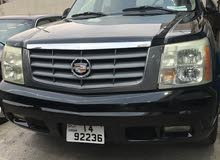 For sale a Used Cadillac  2003