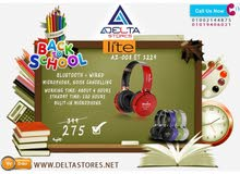 سماعة LITE Head Phone