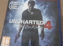 Uncharted 4 استعمال نظيف