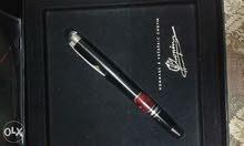 قلم MONT BLANC اصلى بكامل أغراضه لأصحاب الذوق الرفيع