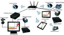 Networking أعمال الشبكات للمحلات والمنازل والشركات