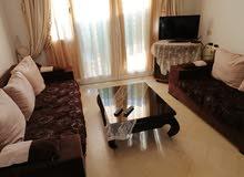 شقة متكونة من 2 غرف و صاله للايجار باليوم في تونس العاصمة على طريق المرسى