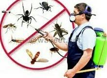 الهلال الذهبي لخدمات التنظيف ومكافحة الحشرات اسعار لا تقبل المنافسة خدمة 24 ساعة
