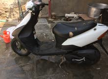 Used Suzuki motorbike made in 2014 for sale
