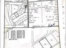 ارض سكنية تم تخفيض السعر بوشر فلج الشام موقع ممتاز للبيع بها منزل قديم