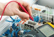 فحص وإصلاح أعطال الكهرباء والكابل والكيبل افضل كهربائى منازل بالرياض