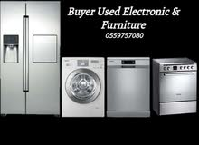 Buyers  Used Electronics & furniture 0559757080