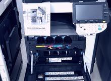 Bizhub  C220استعمال اوربي