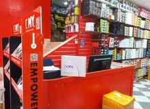 بيع بالجملة والتقسيط  جميع انواع اكسسوارات الهاتف (0694900057)