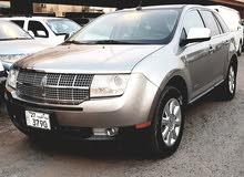 Gasoline Fuel/Power   Lincoln MKX 2008