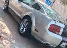 Silver Ford Mustang 2007 for sale