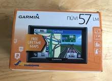 جهاز جي بي آس GPS Garmin 57
