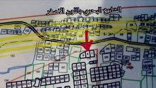 أرض سكنية على شارع المشروع،موقع ممتاز،  صحار ، مجز الكبرى الجديدة،