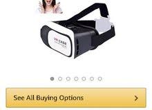 نظارة واقع افتراضي VR