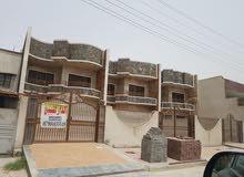 فيلا 3 دور للبيع في بغداد / اليرموك حي الداخلية