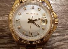 ساعة الماس سويسرى ماركة فرانك روشا