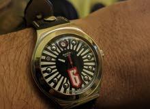 ساعة سواتش موديل 2007 جديدة فيها شق