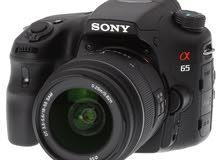 كاميرا سوني عالية الدقة للبيع