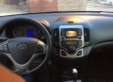 Automatic Red Hyundai 2008 for sale