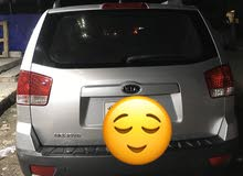 Silver Kia Mohave 2011 for sale