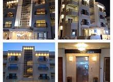شقة ارضية دوبليكس 180م للبيع في ام أذينه- للسكن أو للمهن التجارية