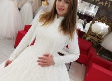 فستان الزفاف فيلو من ماركة مداراتي في تركيا Madarati المشهورة بجودة القماش و الإبداع في التصميم