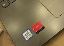لينوفو Core i5 احترافي جيل ثامن بحالة الجديد باحدث كرت R7 530
