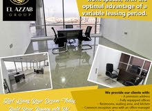 Fully Equipped Office Space for rent