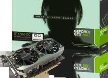 كرت شاشة GTX 960