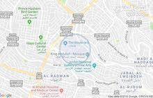 للايجار فارغة - شارع عبدالله غوشة موقع مميز