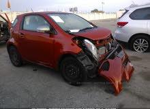 سيون اي كيو 2013 للبيع بحادثها