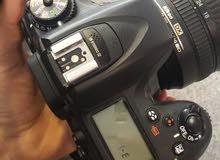 كاميرا نيكون d7100 نضيفه جدا خاليه من العيوب او الخدوش