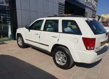 Used condition Jeep Grand Cherokee 2010 with +200,000 km mileage
