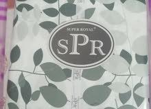 lizor Spr royal qualité 100%9ten fihom 4 pièces