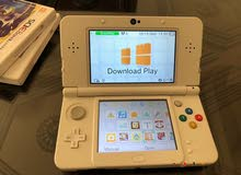 Nintendo 3DS with 2 Games