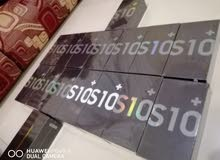 جديدنا وصل .. جلاكسي S10+ شريحتين وتشغل نظامين ، بذاكرة 512 جيجا ، جديد مختم