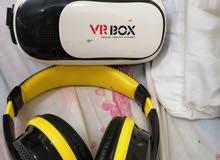 سماعة بلوتوث vr box