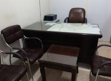 طقم مكتب مدير للبيع