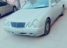 Mercedes Benz E 240 2000 For sale - Silver color
