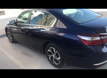 Honda Accord 2016 For sale - Blue color