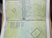 سكني تجاري مربع الخابورة - القصف بمساحة 600 متر امامها ارض تجارية بها موافقة شيشة بترول