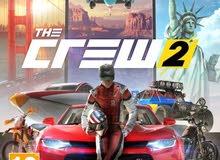 the crew2 Arabic.