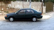Gasoline Fuel/Power   Toyota Tercel 1995