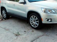 Gasoline Fuel/Power   Volkswagen Tiguan 2010