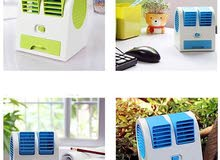 Mini usb table fan